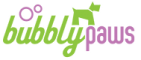 Bubbly Paws logo