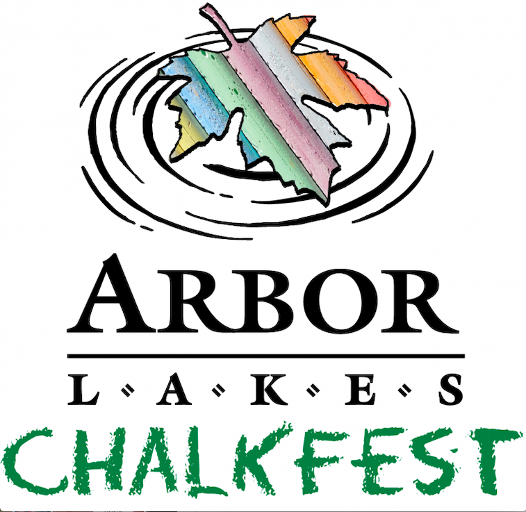 Chalkfest At Arbor Lakes photo