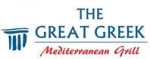 The Great Greek Mediterranean Grill logo